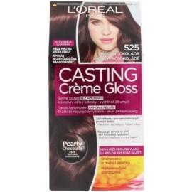 Loreal Casting Creme Gloss plaukų dažai be amoniako 525 Cherry Chocolate