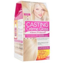 Loreal Casting Creme Gloss Glossy Princess dažai be amoniako 1021 Coconut Baby