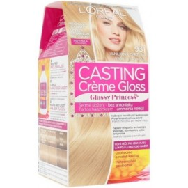 Loreal Casting Creme Gloss Glossy Princess dažai be amoniako 931 Vanilla Ice Cream