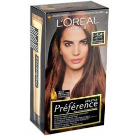 Loreal Préférence Récital ilgalaikiai plaukų dažai 5,25-M2 Antigua