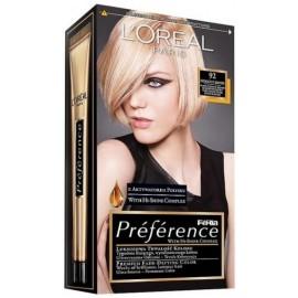 Loreal Préférence Récital ilgalaikiai plaukų dažai 92