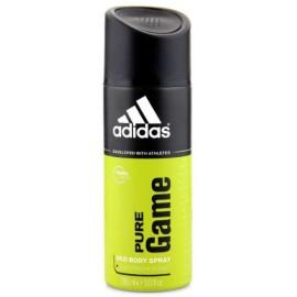Adidas Pure Game purškiamas dezodorantas vyrams 150 ml.