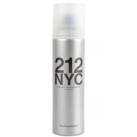 Carolina Herrera 212 purškiamas dezodorantas moterims 150 ml.