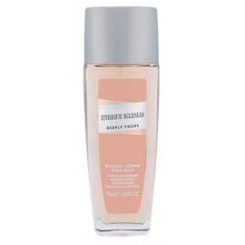 Enrique Iglesias Deeply Yours purškiamas dezodorantas moterims 75 ml.