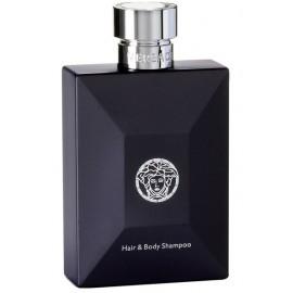 Versace pour Homme prausiklis/šampūnas 250 ml.