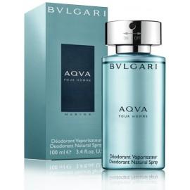 Bvlgari Aqua Pour Homme Marine purškiamas dezodorantas 150 ml.