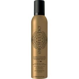 Orofluido plaukų putos garbanotiems plaukams su natūraliais aliejais 300 ml.
