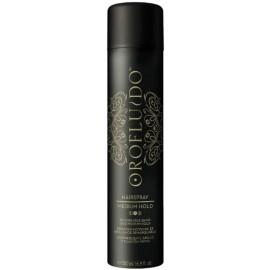 Orofluido vidutinės fiksacijos plaukų lakas su natūraliais aliejais 500 ml.
