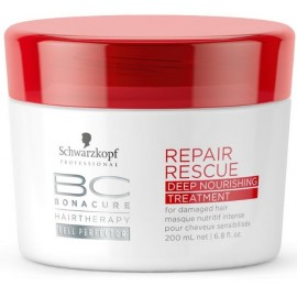 Schwarzkopf  BC Cell Perfector Repair Rescue kaukė 200 ml.