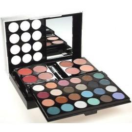 Makeup Trading Schmink Set 40 Colors kosmetikos rinkinys 38 g.