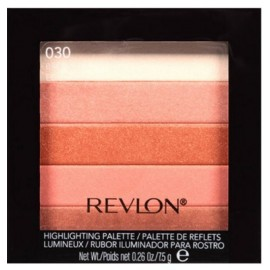 Revlon Highlighting Palette švytėjimo suteikianti paletė 030 Bronze Glow