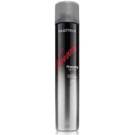 Matrix Vavoom itin stiprios fiksacijos plaukų lakas 500 ml.