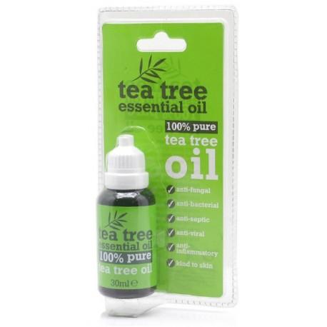 Xpel Tea Tree 100% Pure arbatmedžio aliejus 30 ml.