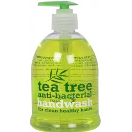 Xpel Tea Tree Anti-Bacterial antibakterinis rankų prausiklis su arbatmedžio aliejumi 500 ml.