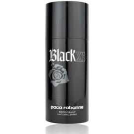 Paco Rabanne Black XS purškiamas dezodorantas vyrams 150 ml.