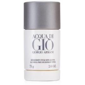 Armani Acqua di Gio pieštukinis dezodorantas vyrams 75 ml.