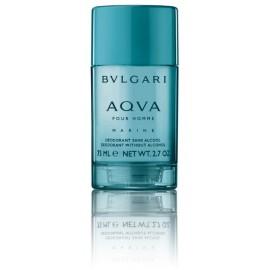 Bvlgari Aqva pour Homme Marine pieštukinis dezodorantas vyrams 75 ml.
