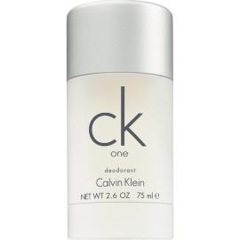 Calvin Klein CK One pieštukinis dezodorantas vyrams 75 ml.