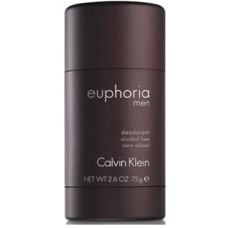 Calvin Klein Euphoria Men pieštukinis dezodorantas vyrams 75 g.