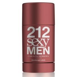 Carolina Herrera 212 Sexy Men pieštukinis dezodorantas vyrams 75 ml.
