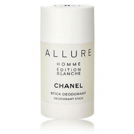 Chanel Allure Homme Blanche pieštukinis dezodorantas vyrams 75 ml.