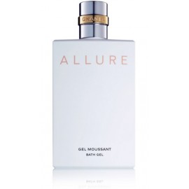 Chanel Allure dušo želė moterims 200 ml.