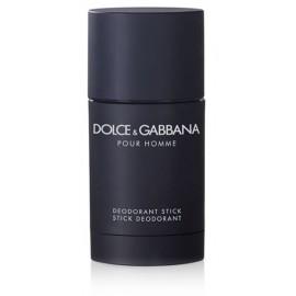 Dolce & Gabbana pour Homme pieštukinis dezodorantas 75 ml.