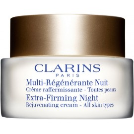 Clarins Extra Firming Night Rejuvenating stangrinamasis naktinis veido kremas 50 ml.