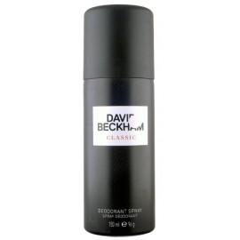 David Beckham Classic purškiamas dezodorantas vyrams 150 ml.