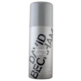 David Beckham Homme purškiamas dezodorantas vyrams 150 ml.