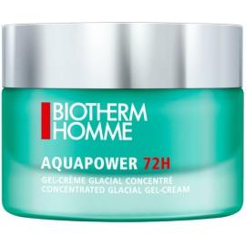Biotherm Homme Aquapower 72h Gel-Cream drėkinamasis kremas-gelis vyrams 50 ml.