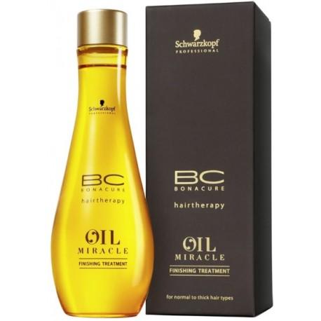 Schwarzkopf Professional BC Bonacure Oil Miracle puoselėjantis aliejus 100 ml.
