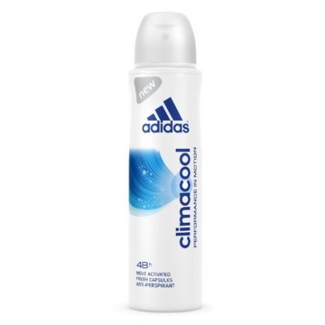 Adidas ClimaCool purškiamas antiperspirantas moterims 150 ml.