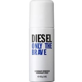 Diesel Only The Brave purškiamas dezodorantas vyrams 100 ml.