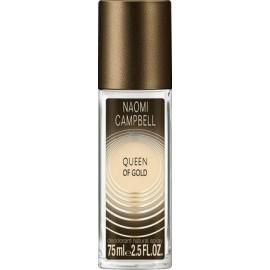 Naomi Campbell Queen of Gold purškiamas dezodorantas moterims 75 ml.