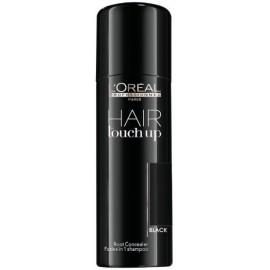 Loreal Professionnel Hair Touch Up plaukų šaknis maskuojantis purškiklis Black 75 ml.