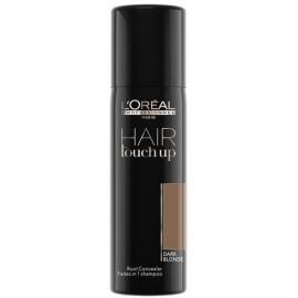 Loreal Professionnel Hair Touch Up plaukų šaknis maskuojantis purškiklis Dark Blonde 75 ml.