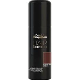 Loreal Professionnel Hair Touch Up plaukų šaknis maskuojantis purškiklis Mahogany Brown 75 ml.