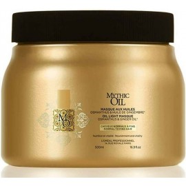 Loreal Professionnel Mythic Oil kaukė normaliems/ploniems plaukams