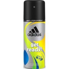 Adidas Get Ready! purškiamas antiperspirantas vyrams 150 ml.