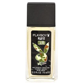 Playboy Play It Wild purškiamas dezodorantas 75 ml.