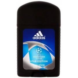 Adidas UEFA Champions League Star Edition pieštukinis dezodorantas vyrams 53 ml.