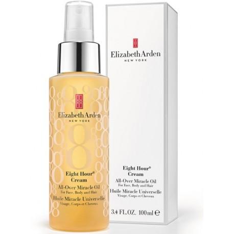 Elizabeth Arden Eight Hour Cream All-Over Miracle Oil purškiamas aliejus veidui/kūnui/plaukams 100 ml.