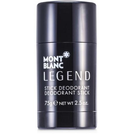 Mont Blanc Legend pieštukinis dezodorantas vyrams 75 g.
