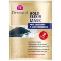Dermacol Gold Elixir Caviar Mask jauninamoji veido kaukė (2x8 g.)