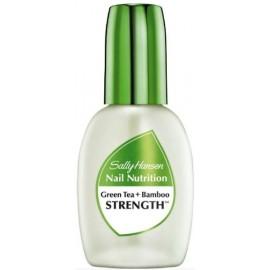 Sally Hansen Nail Nutrition Green Tea+Bamboo nagus stiprinanti priemonė 13,3 ml.