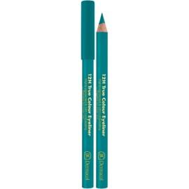 Dermacol 12H True Colour akių kontūro pieštukas 1 Turquoise 0,28 g.