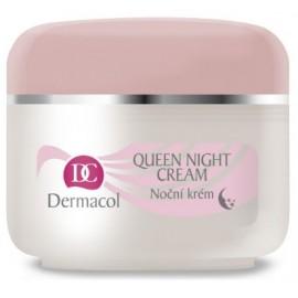 Dermacol Queen Night Cream naktinis veido kremas sausai odai 50 ml.