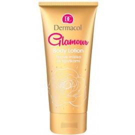 Dermacol Glamour Body Lotion kūno losjonas su blizgučiais 200 ml.