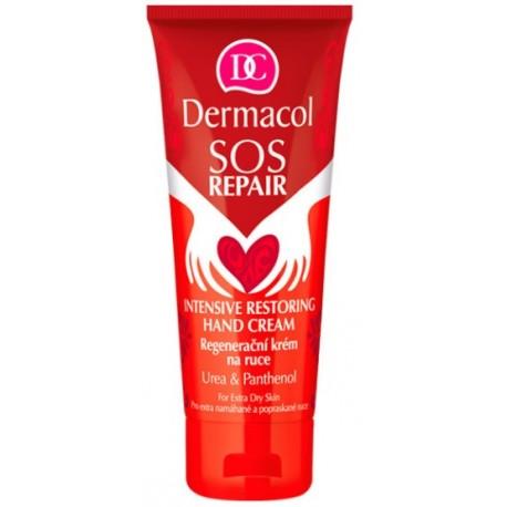 Dermacol SOS Repair Hand Cream atkuriamasis rankų kremas 75 ml.
